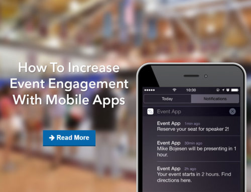 How To Increase Event Engagement With Mobile Apps