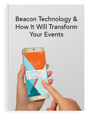 Download your free PDF copy of Beacon Technology & How It Will Transform Your Events