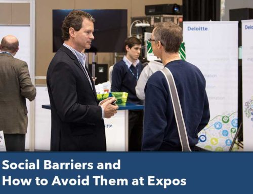 Social Barriers and How to Avoid Them at Expos