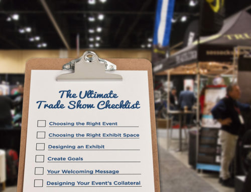 The Ultimate Trade Show Checklist