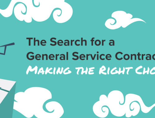 The Search for a General Service Contractor: Making the Right Choice