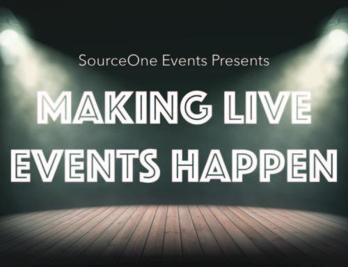 Making Live Events Happen